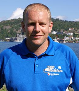 Morten Torp : Daglig leder & Installatør