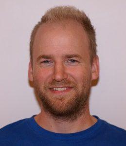 Martin Sveistrup : Elektromontør